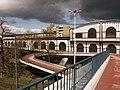 Dunkle Wolken über der Endhaltestelle by Niederkasseler - panoramio.jpg