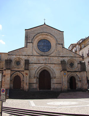 Roman Catholic Archdiocese of Cosenza-Bisignano - Cathedral of Cosenza