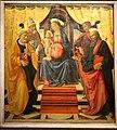 """Duomo di San Martino, """"Madonna in Trono con Bambino e Santi"""" (1479), opera del Ghirlandaio - panoramio.jpg"""