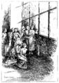 E.P. Samokish-Sudkovskaya-N.A. Lukhmanova-Girls-Pilgrimage at Night (b-w).png