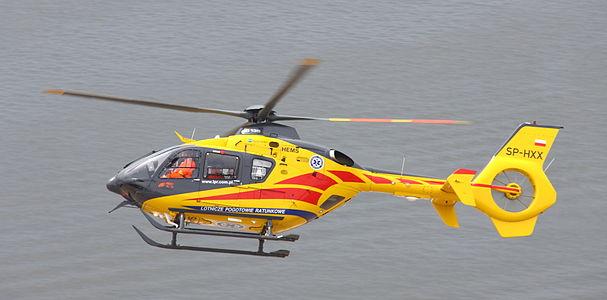 EC-135 SP-HXX