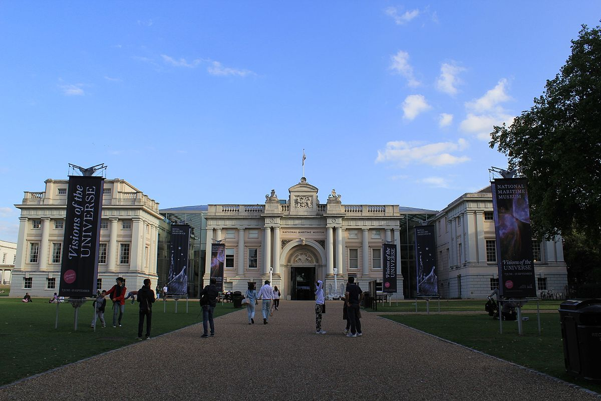 Nacionalni pomorski muzej, Greenwich - Wikipedia