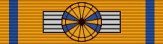 Richard Gustav Borgelin - Image: EST Order of the Cross of the Eagle 3rd Class BAR