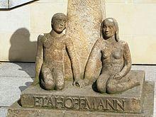Denkmal ETA Hoffmann, Berlin (Quelle: Wikimedia)