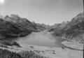 ETH-BIB-Silvaplanersee Oberengadin, Blick nach Südwesten, Val Bregaglia-LBS H1-018014.tif