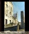 ETH-BIB-Toledo, zerstörte Nordost-Ecke (1936)-Dia 247-15886.tif