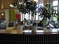 EYE Film Institute Netherlands - Library reception - 2014.JPG