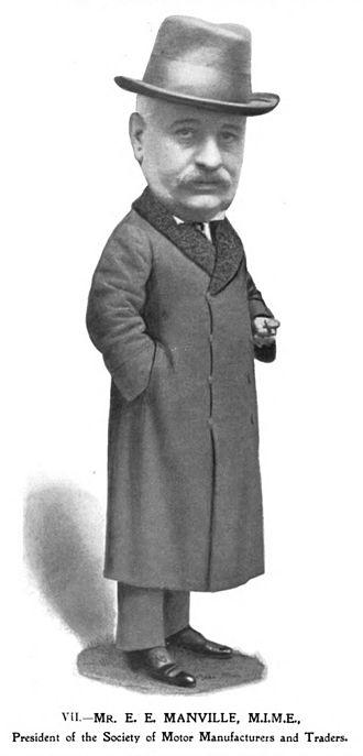 Edward Manville - Edward Manville 1909