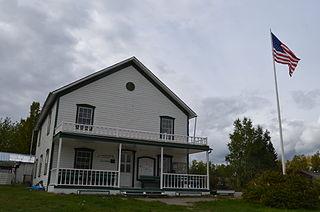 Southeast Fairbanks Census Area, Alaska Census area in the United States