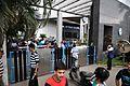 Earthquake Leads Office Evacuation - Cognizant - Sector-V - Salt Lake City - Kolkata 2015-04-25 5985.JPG