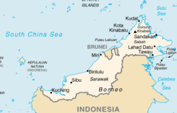 East Malaysia Map WorldFactBook.png