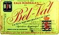 Eaux minérales de Bel-Val, étiquette.jpg