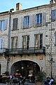 Eauze - Immeuble de la place d'Armagnac.jpg