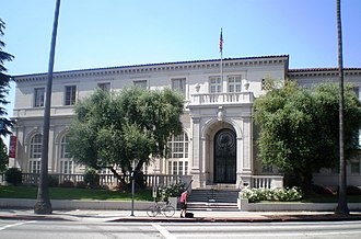 Ebell Society - Image: Ebell of Los Angeles, Los Angeles