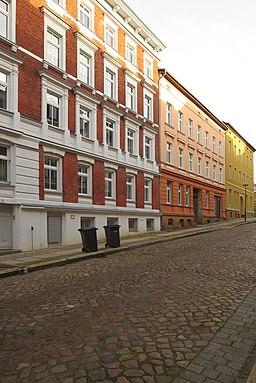 Schillerstraße in Eberswalde