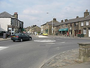 Edenfield Village Centre - geograph.org.uk - 3...