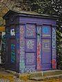 Edinburgh Police Box - Cowgate, near Pleasance 001.jpg