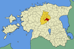 Koigi Parish within Järva County.