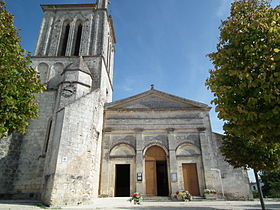 Image illustrative de l'article Église Saint-Saturnin de Meschers-sur-Gironde