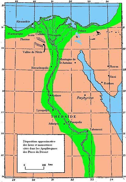 Salon de discussion publique 2012 - Page 27 414px-Egypte_Monastique_couleur