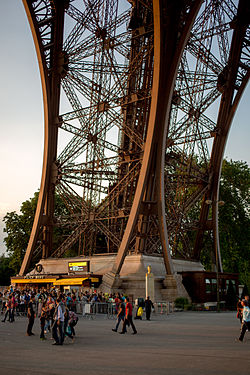 Eiffel Tower Support Column.jpg