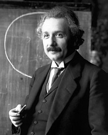 Albert Einstein - Wikipedia