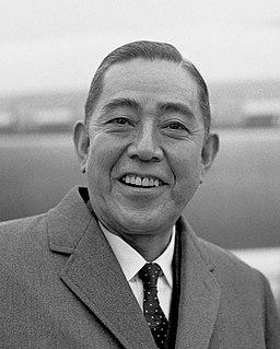 Eisaku Sato 1960