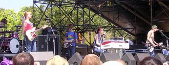 Eisley - Eisley performing at Austin City Limits festival in 2005
