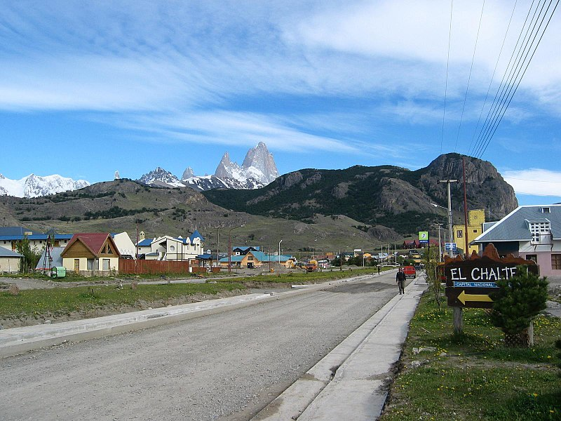 File:El Chaltén Village.jpg
