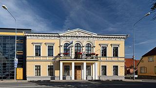 University of Tartu Viljandi Culture Academy a college of the University of Tartu, former high school