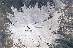 Elbrus (Satellitenaufnahme)