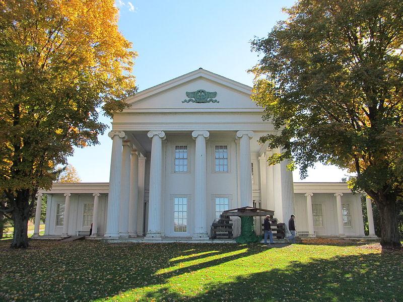 File:Electra Havemeyer Webb Memorial Building, Shelburne