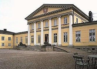 Duke of Otranto - Elghammar House