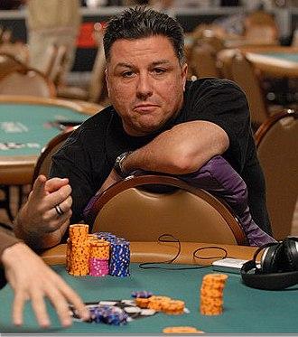 Eli Elezra - Eli Elezra in the 2007 World Series of Poker