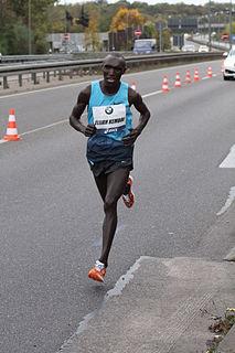 Elijah Kemboi Kenyan long-distance runner
