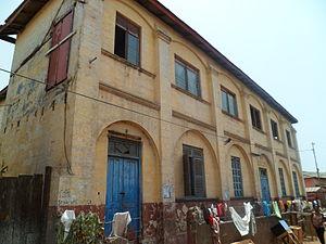 Accra Academy - Ellen House