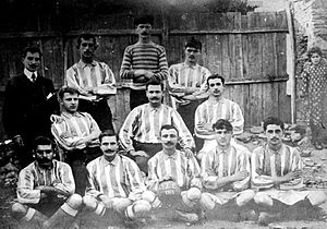 Elpis F.C. - Image: Elpis FC