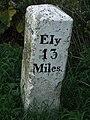 Ely 13 Miles - geograph.org.uk - 1458122.jpg