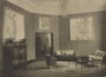 Emanuel von Seidl - Haus Brakl in München, Salon mit Gemälden von Fritz Erler.png