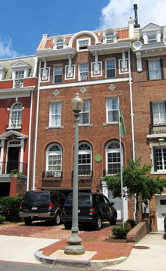 Foreign relations of Mauritania - Embassy of Mauritania in Washington, D.C.