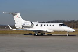 Embraer EMB-505 Phenom 300 - Wallner