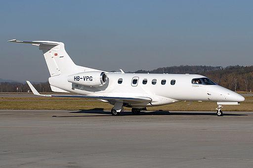 Embraer EMB-505 Phenom 300 - Wallner