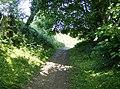 End of Solomon's Lane - geograph.org.uk - 460362.jpg