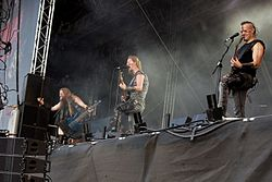 Ensiferum beim Rockharz Open Air 2016
