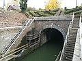 Entrée de la Voûte du Canal de Bourgogne à Pouilly en Auxois 2.jpg