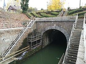 Canal De Bourgogne Carte.Voute Du Canal De Bourgogne Wikipedia