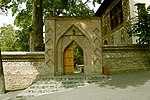 Entrance of Khan's Palace of Shaki.JPG