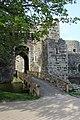 Entrance to Beaumaris Castle - geograph.org.uk - 2389338.jpg
