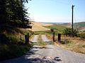 Entrance to Blaen Cwm-Magwr - geograph.org.uk - 208171.jpg