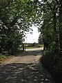Entrance to sewage works - geograph.org.uk - 812191.jpg